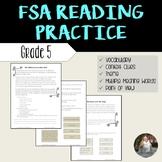 FSA Practice (ELA)