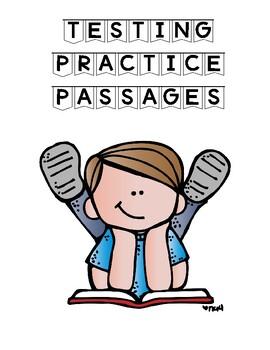FSA Practice Passages