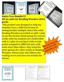 FSA Prep - Entire Year Bundle for Reading Wonders - Third Grade