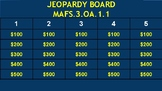FSA Prep Jeopardy! Multiplication - MAFS.3.OA.1.1