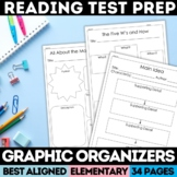 FSA Reading Graphic Organizers Grades 3-5