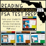 FSA Reading Mystery Picture Bundle Grades 3-5 (Florida Standards Assessment)