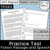 FSA Reading Practice Test (Florida Standards Assessment)