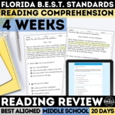 FSA Reading Review (Florida Standards Assessment)