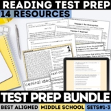 FSA Reading Test Bundle (Florida Standards Assessment)