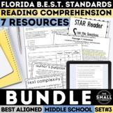 FSA Reading Test Prep Bundle III (Florida Standards Assessment)
