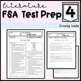 4th Grade FSA Reading Test Prep Practice Set - 2020 Format