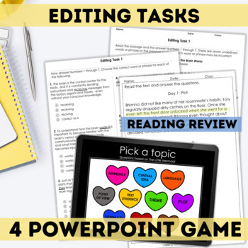 FSA Reading Test Prep Mega Bundle (Florida Standards Assessment)