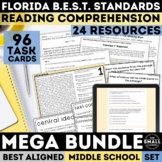 FSA Reading Test Prep Mega Bundle (Florida Standards Assessment)