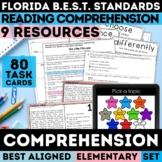 FSA Reading Test Prep Mega Bundle Gr 3-5 (Florida Standards Assessment)