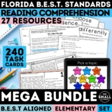FSA Reading Test Prep Mega Bundle Gr 3-5 (Florida Standards Assessment)