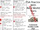FSA/PARCC Real World Text Practice - Hollywood Studios EDITABLE