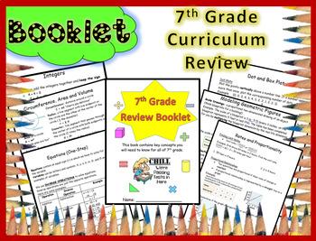 FSA, Regents, End of Year Assessment, 7th Grade Math Revie