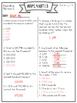 CCSS Math Test Prep: {FSA, AIR, OAKS, STAR, & PARCC}