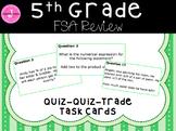 FSA Review Quiz Quiz Trade