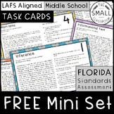 FSA Task Card Mini Set (Florida Standards Assessment)