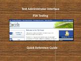 FSA Test Administrator Training