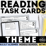 FSA Theme Task Cards (Florida Standards Assessment)