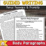FSA Writing- Body Paragraphs
