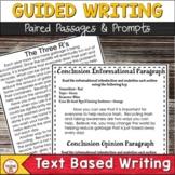 FSA Writing- Conclusions