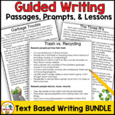 FSA Writing 4th and 5th Grade- Guided Text Based Writing L