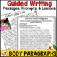 FSA Writing- Guided Text Based Writing Lessons BUNDLE Set 2