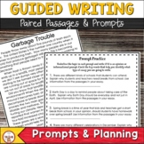 FSA Writing- Planning and Understanding Prompts
