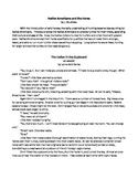 FSA Text-Based Writing: Informative / Explanatory Essay -