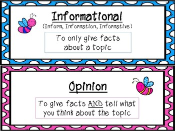 FSA Common Core Writing Vocabulary Cards - Flowers and Bugs set