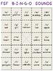 FSF First Sound Fluency BINGO (DIBELS practice!!)