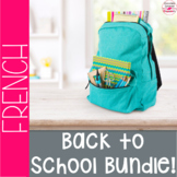 FSL Back to School Bundle