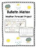 FSL Bulletin Météo - Weather Forecast Project