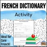FSL Dictionary Skills