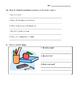 FSL Vocab Quiz: Classe, les Nombres, les Jours, les Mois et les Directions