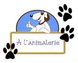 FSL authentic tasks/tâches authentiques:  À l'animalerie