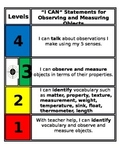FSS Marzano Scale Science - Observing and Measuring Objects 2nd