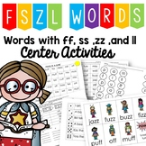 #countdowntosummer FSZL or Floss Rule for Spelling Worksheets and Games