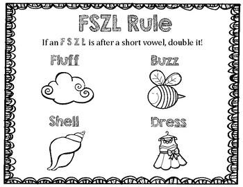 FSZL (bonus letter) rule