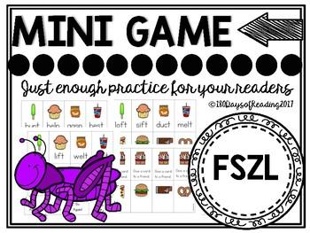 FSZL rule Phonics Game