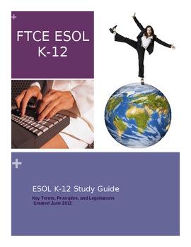 FTCE ESOL K-12 Study Guide
