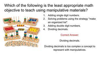FTCE Professional Education Exam Practice