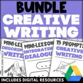 FULL 3-Week Creative Writing Unit   Interactive Activities