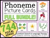 FULL ARTIC - Phoneme Picture Cards - BUNDLE - No Prep - Di