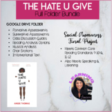 """FULL BUNDLE: ALL """"THE HATE U GIVE MATERIALS"""" + New Additions"""