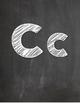 FULL Blackboard Themed Classroom // BUNDLE //