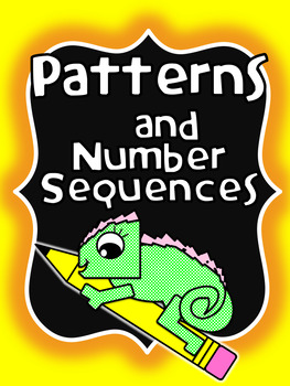 Patterns and Number Sequences Kit