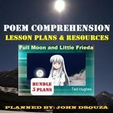 FULL MOON AND LITTLE FRIEDA - POEM COMPREHENSION - UNIT PLANS