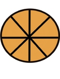 FULL Pizza Fractions! Any Grade - Whole, Halves, Fourths,