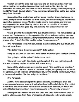 FULL TEXT - Rosa Parks by Nikki Giovanni - Cold Read