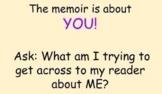 FULL UNIT: Unit 3 Memoir- Grade 5 Lucy Calkins Writing